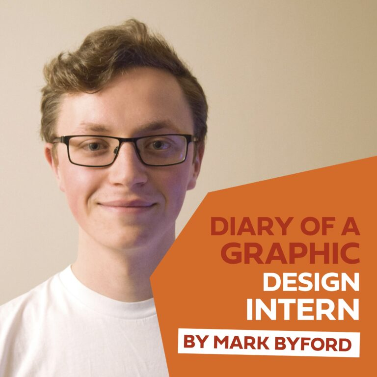 Diary of a graphic design intern