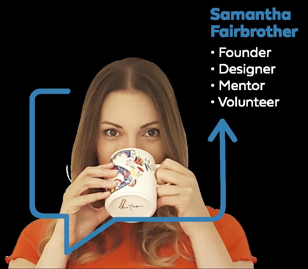Founder Samantha Fairbrother