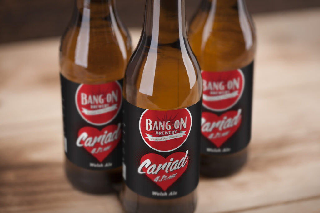 Beer packaging by Anubis Creative