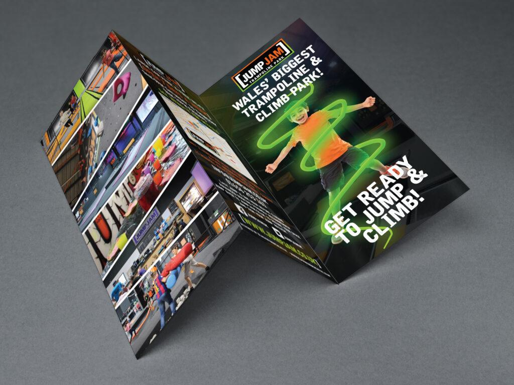 Leaflet design by Anubis Creative