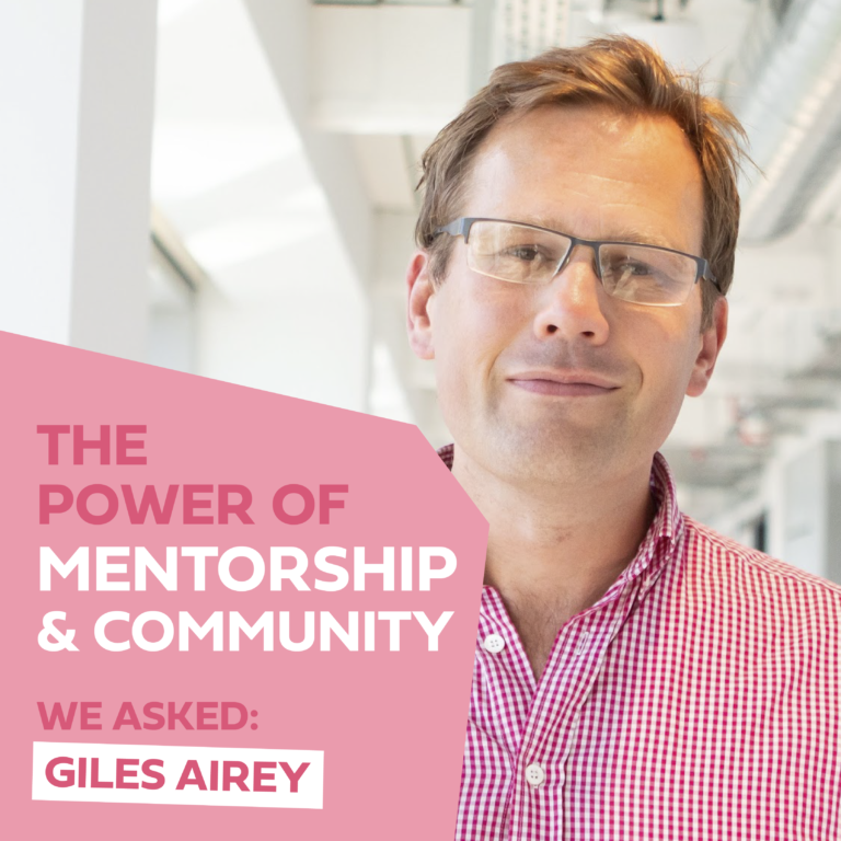 the-power-of-mentorship-and-community-by-giles-airey